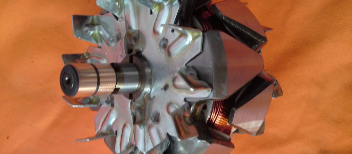 Rotor Alternator Visteon 1S7T10300BA Ford Modeo