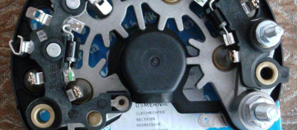 Grup diode Iskra/Letrika Deutz 24v 80 Amp