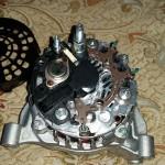 Alternator Fiat Grande Punto 1.4 MS102211-8450