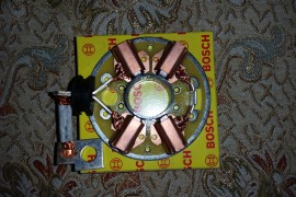 Suport carbuni Bosch 0001223013