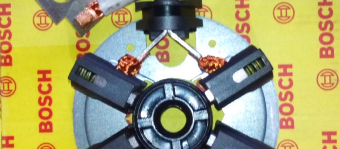 Suport carbuni electromotor Bosch 0001230011