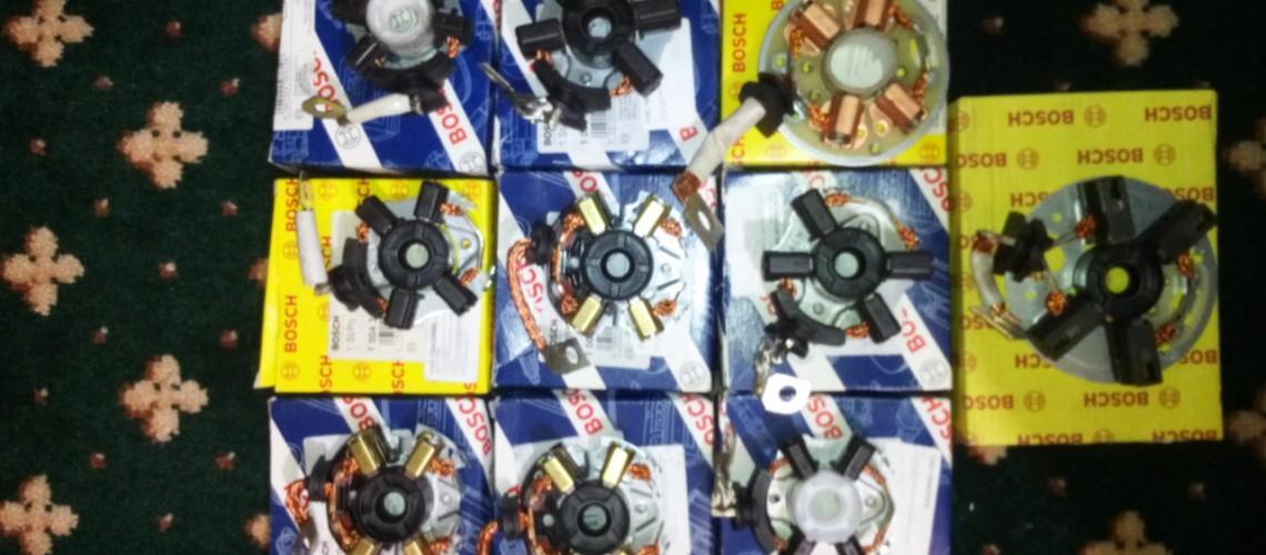 Suport carbuni Bosch 12V 24V