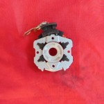 SUPORT CARBUNI ELECTROMOTOR OPEL ASTRA,ZAFIRA 1.6 ,BENZINA 0001107408